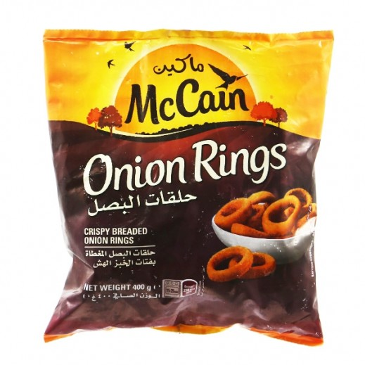McCain Onion Ring 400 g