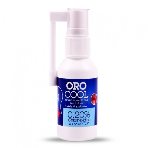 Konicare Oro Cool For Mouth And Throat Sores 40 ml