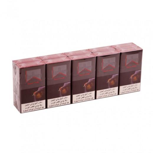 Marlboro Flavor Code King Size Cigarettes (Ctn)