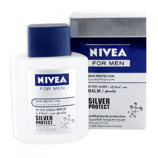 Nivea For Men Silver Protect After Shave Balm 100 ml