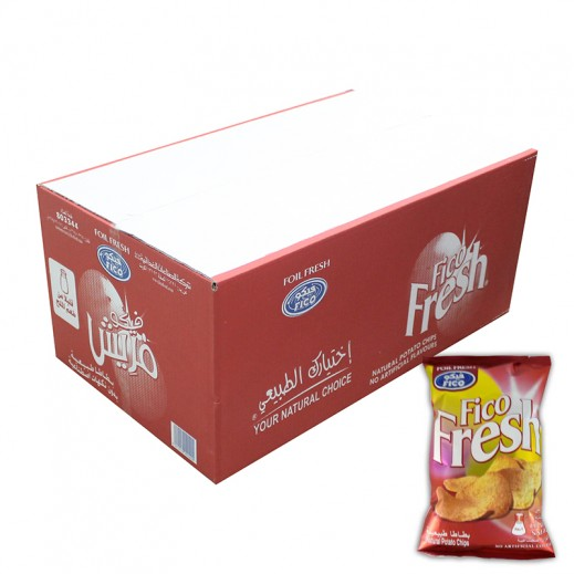Fico Fresh Lightly Salted 18 x 80 g