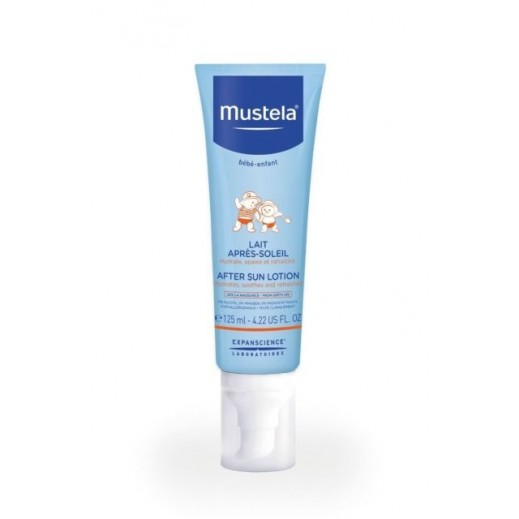 Mustela Baby After Sun Lotion 125 ml