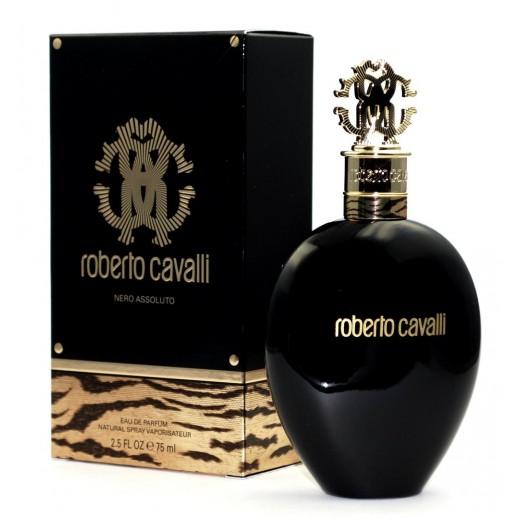 Roberto Cavalli Nero Assoluto For Her EDP 75ml