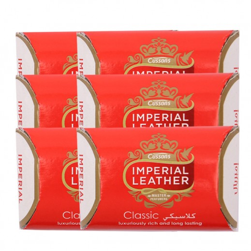 Imperial Leather Classic Soap 175 g 5 + 1 Free Prom