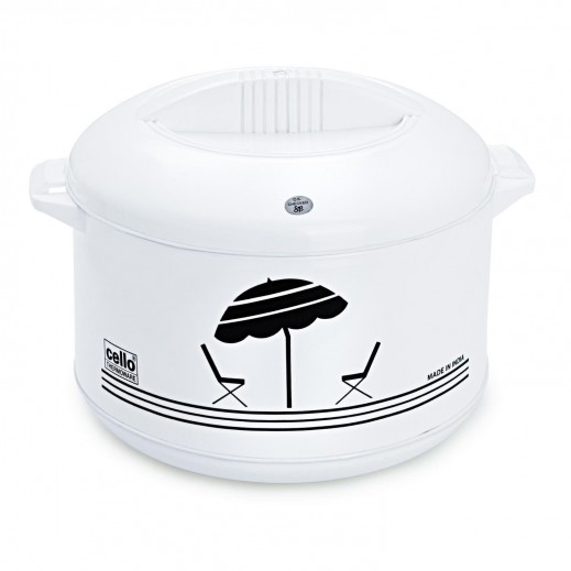 Cello Chef Deluxe Hot-pot Insulated Casserole 10 L