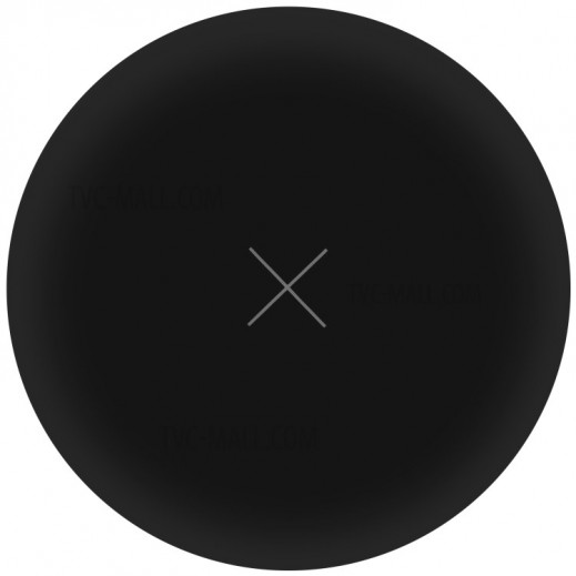 MoMax Fast Wireless Charging Dock - Black