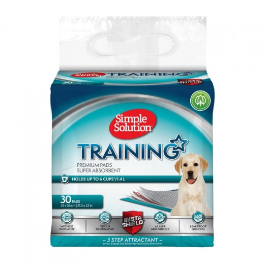 Simple Solution Puppy Training Pads 30 Pcs