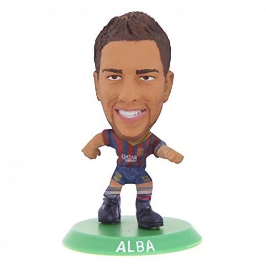 Soccerstarz Barcelona Jordi Alba Figure