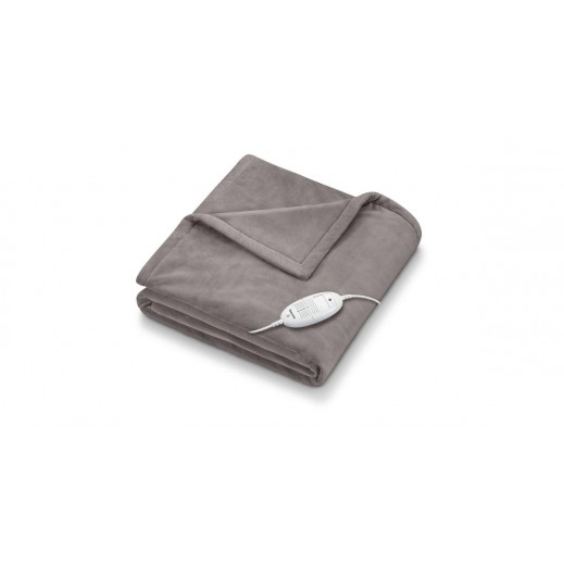 Beurer Thermal Over Blanket 130 x 180 cm Taupe HD 75