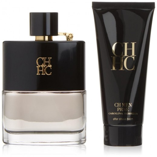9ab5f76be Buy Carolina Herrera CH Men Prive Gift Set For Him EDT 100 ml + ...