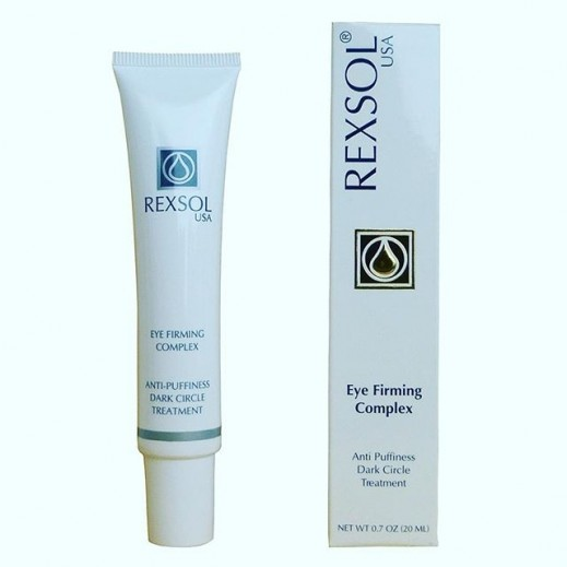 Rexsol USA Eye Firming Complex Dark Circle Treatment 20 ml