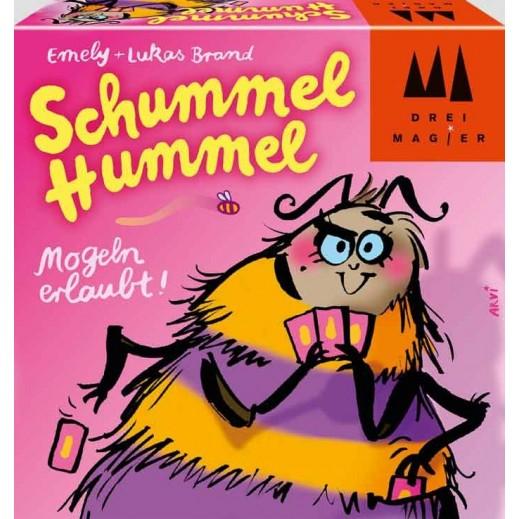 Schummel Hummel Card Game