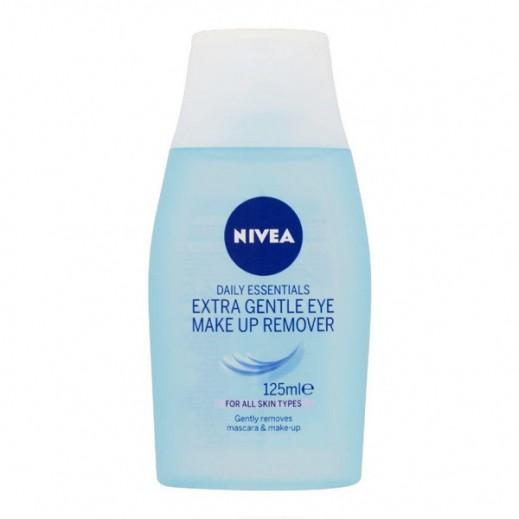 Nivea Natural Fairness Eye Makeup Remover 125 ml