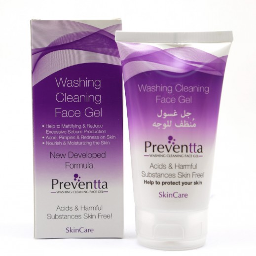 Preventta Washing Cleaning Face Gel 150 ml