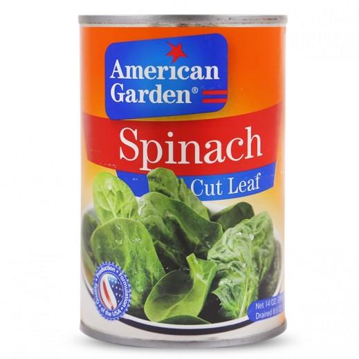American Garden Spinach Cut Leaf 397 g