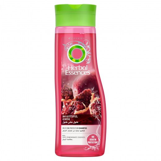 Herbal Essences Beautiful Ends Split End Protection Shampoo 400 ml