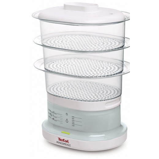 Tefal Steam Compact Food Steamer VC130115