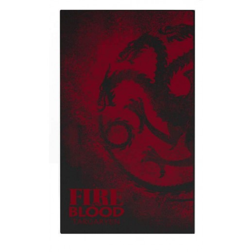 TRIBE Power Bank Deck Game of Thrones - Targaryen 4000mAh