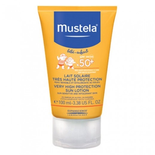 Mustela Baby Very High Protection SPF50+ Sun Lotion 100 ml
