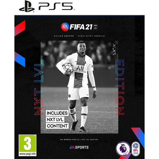 FIFA 21 Next Level for PS5 – PAL