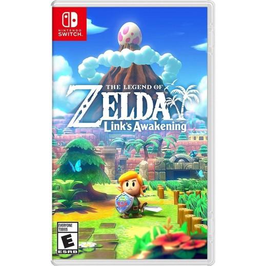 Legend of Zelda Link's Awakening for Nintendo Switch – NTSC