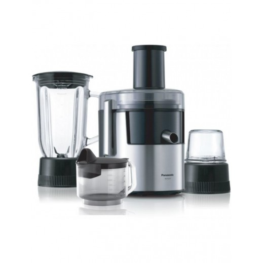 Panasonic 1.5 L 3 in 1 Juicer Blender -Silver - delivered by  AL-YOUSIFI after 7 Working Days