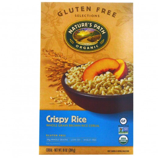 Nature's Path Crispy Brown Rice Cereal 284 g