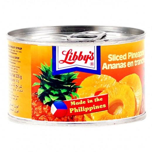 Libbys Pineapple Slices 235g