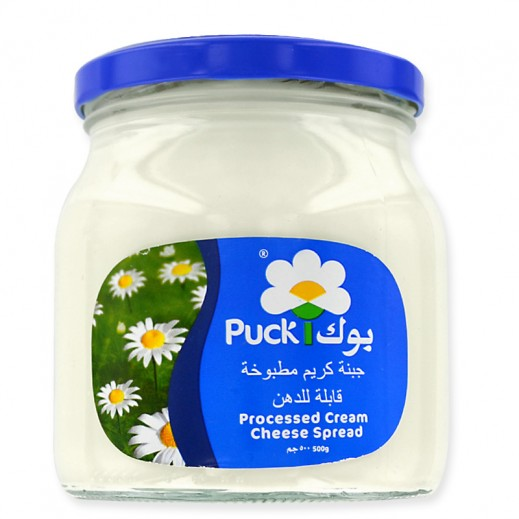 Puck Processed Cream Cheese Spread 500 g