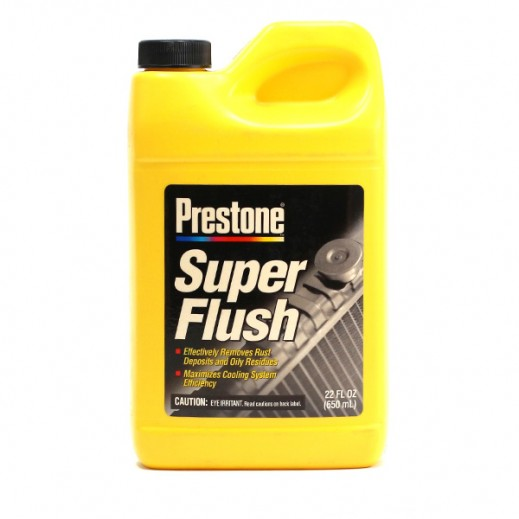 Prestone Super Flush