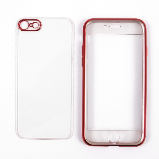 Voero Case For iPhone 7/8 - Red