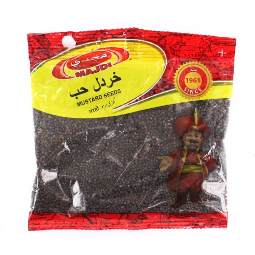 Majdi Mustard Whole 100g