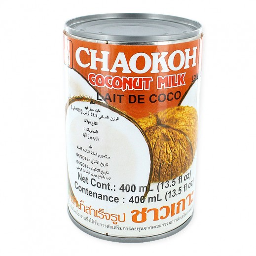 Chaokoh Coconut Milk 400 ml