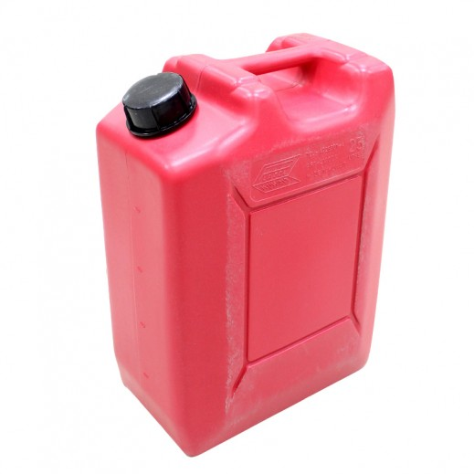 Gasoline Container 25 ltr