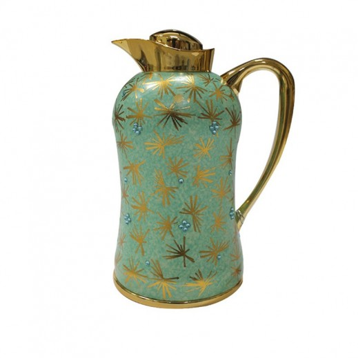 Mydot Deluxe Flask 0.600 ml Green Gold