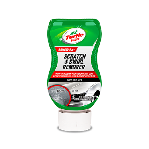 Turtle Wax Scratch & Swirl Remover
