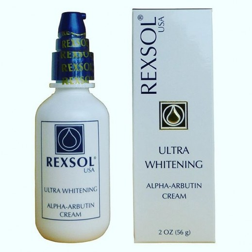 Rexsol USA Ultra Whitening Alpha Arbutin Cream 56 g