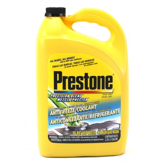 Prestone Premix AF Tropical Coolant