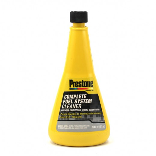 Prestone Fuel system cleaner