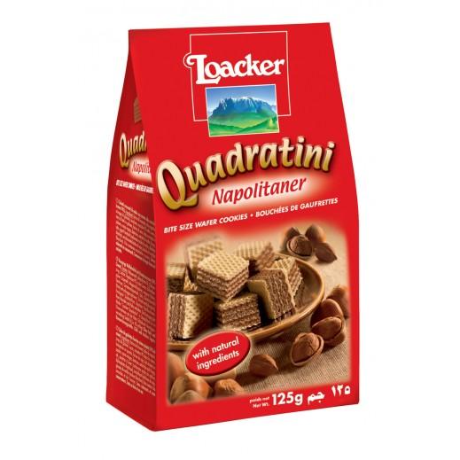 Loacker Quadratini Napolitaner 125 g