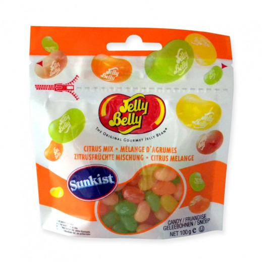 Jelly Belly Sunkist Citrus Mix 100 g