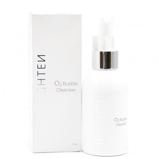 Nlighten O2 Bubble Cleanser 70 ml