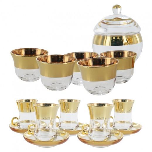 Istikana & Cawa 25 pieces Fantastic Cup Set