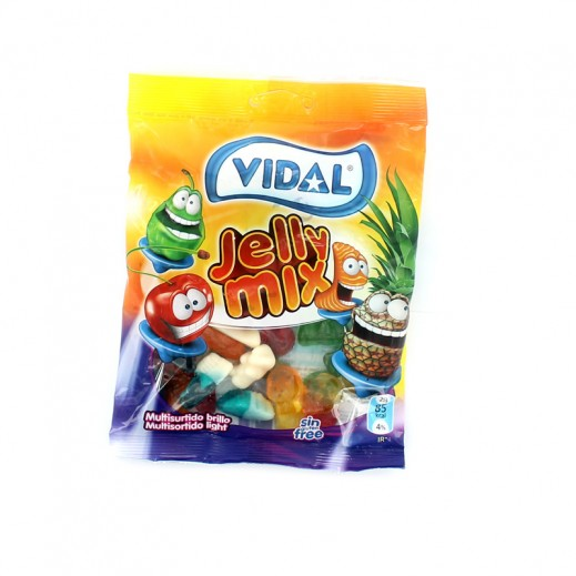 Vidal Jelly Mix 100 g