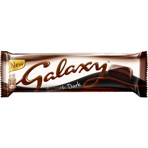 Galaxy Smooth Dark Chocolate 40 g