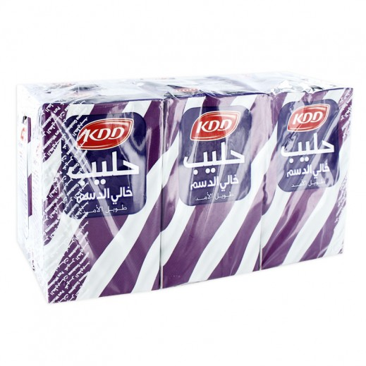 KDD Skimmed Milk 6x250 ml