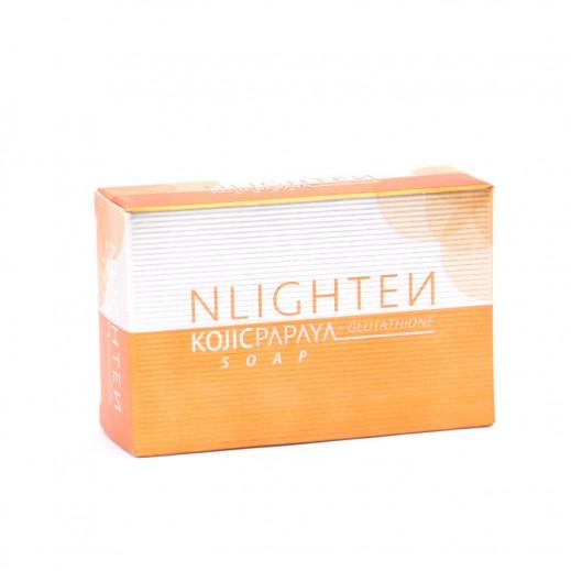 Nlighten Kojic Papaya With Glutathione Soap 135 g