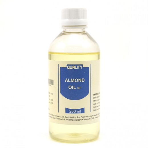 Quality Almond Oil BP For Face & Skin 200 ml