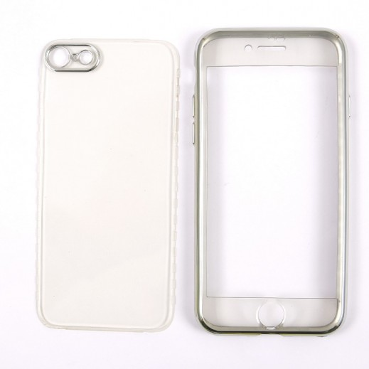 Voero Case For iPhone 7/8 - Silver