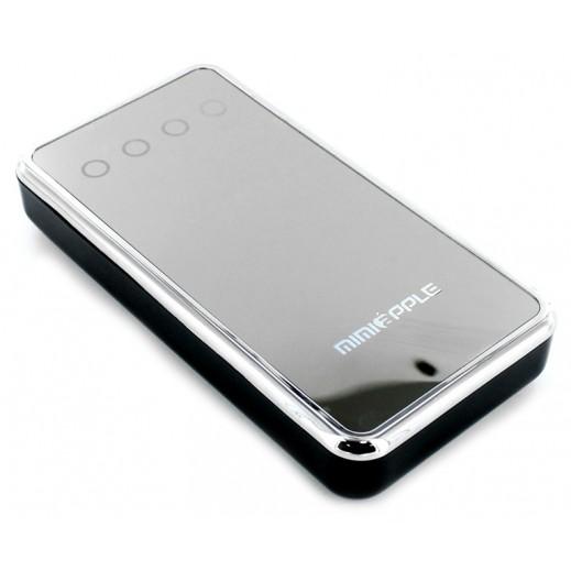 Nini Apple Power Bank 60000 mAh Backup Battery Black